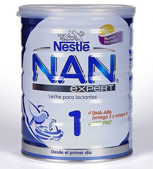 Sữa bột NAN 1 - dành cho trẻ từ 0-6 tháng tuổi