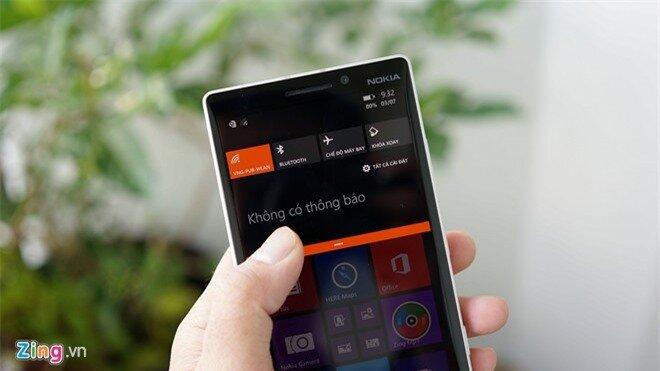 Đánh giá Lumia 930: Phút cuối huy hoàng của Nokia