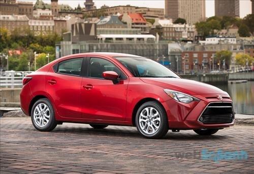 Toyota Yaris vận hành đặc biệt ổn trên đường thành phố