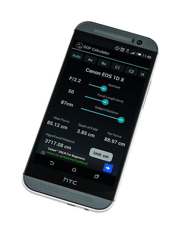 HTC DOF