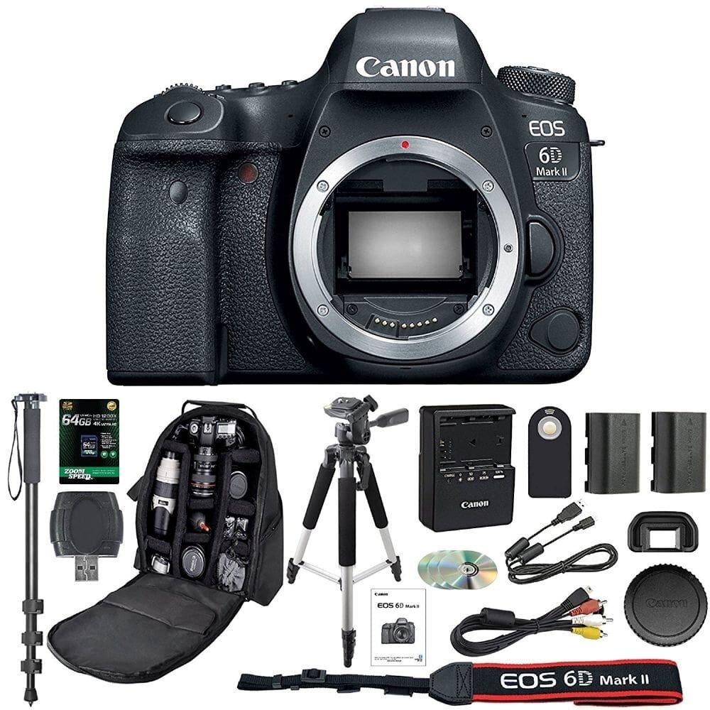 Canon EOS 5DS là máy ảnh DSLR có độ phân giải cao