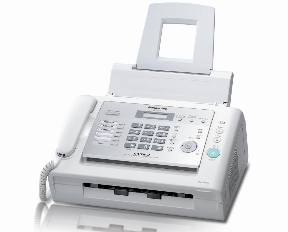 Máy fax hiện đại.