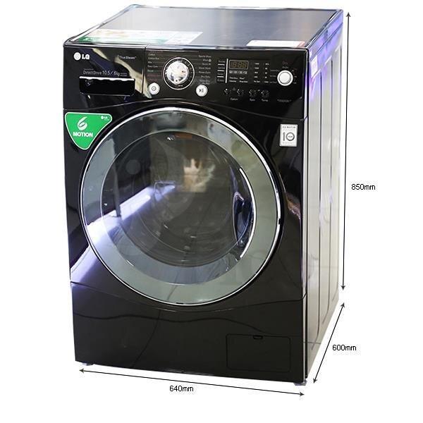 Máy giặt sấy LG WD21600
