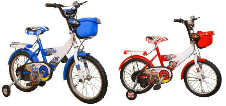 Xe đạp trẻ em Nhựa Chợ Lớn 16 inch - Giá tham khảo: 1.103.000 vnđ