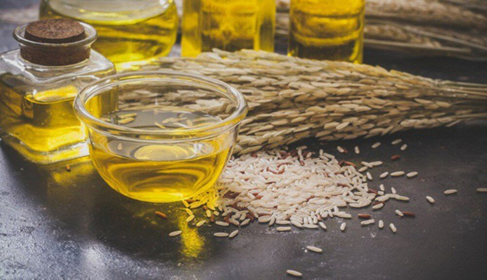 Dầu gạo chứa dưỡng chất vàng Gamma Oryzanol không thể tìm thấy trong các loại dầu thực vật khác