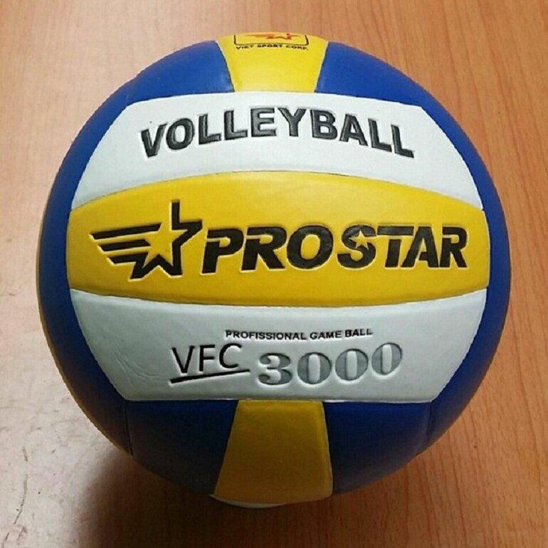 Banh bóng chuyền giá rẻ Prostar VFC 3000