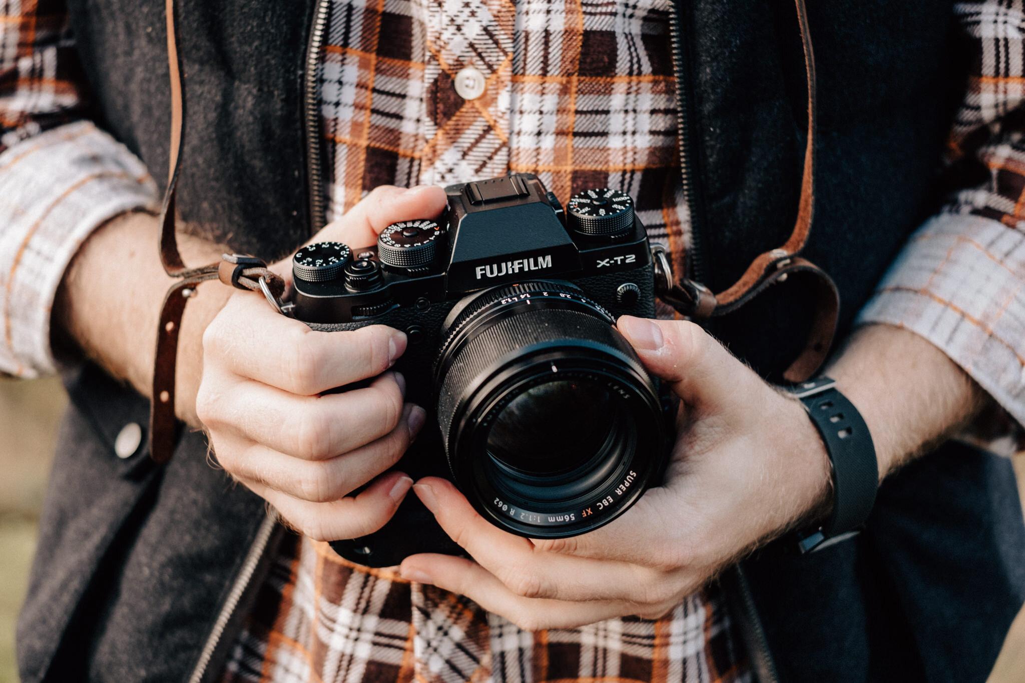 Máy ảnh Fujifilm X-T2
