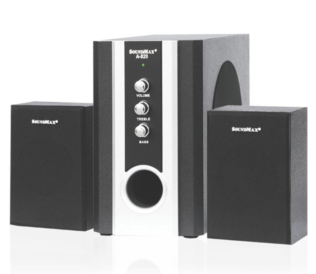 Loa máy tính SoundMax A820 2.1