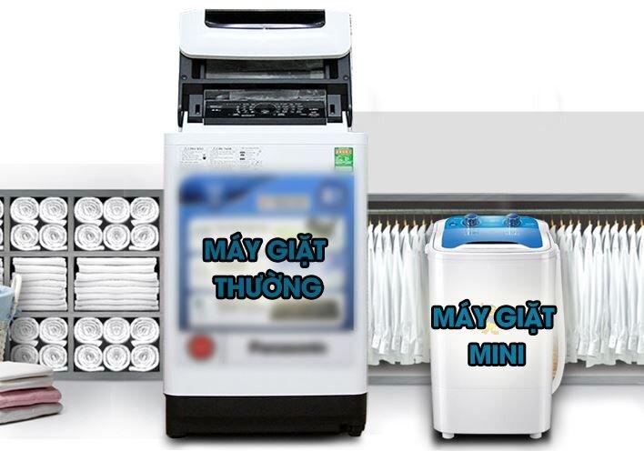 có nên mua máy giặt mini không ?