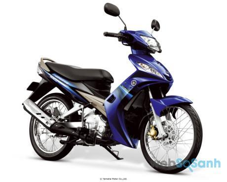 Xe máy Yamaha Exciter đời đầu 2005