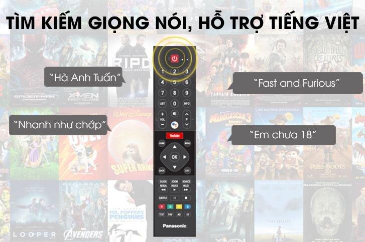 Đánh giá smart tivi Panasonic 4K về đặc điểm nổi bật