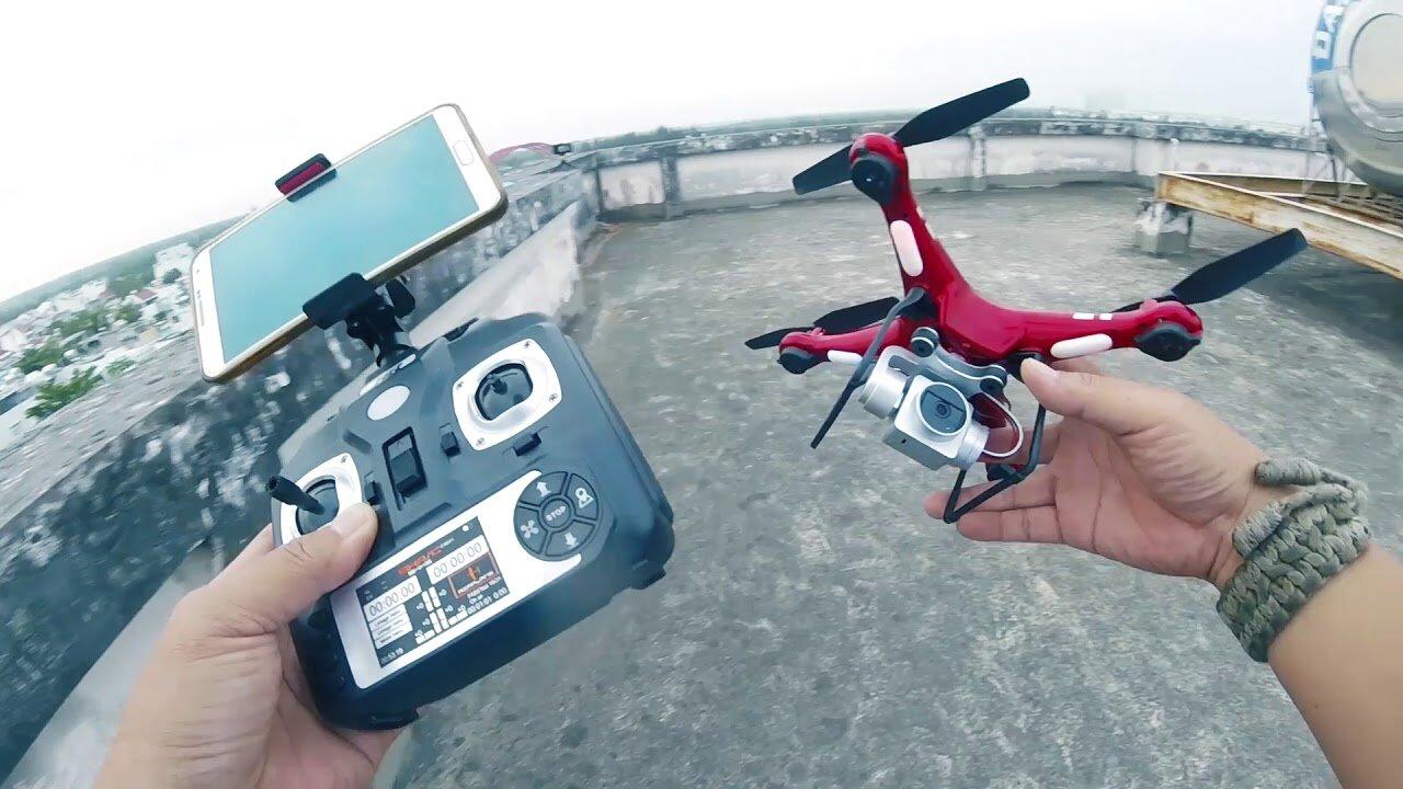 Flycam có thời gian bay lâu nhất
