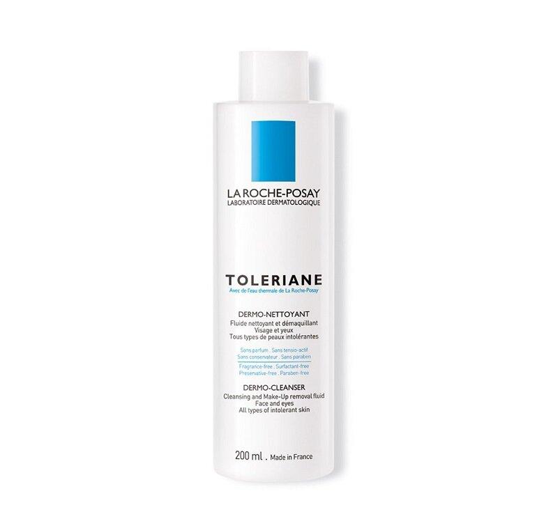 Sữa rửa mặt cho da nhạy cảm La Roche Posay Toleriane Dermo Cleanser
