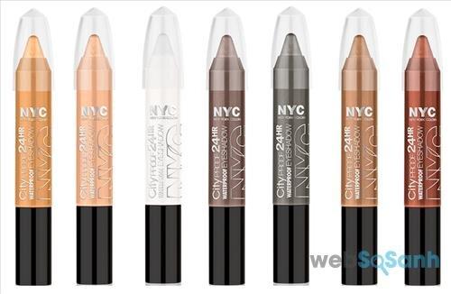 Bút sáp NYC City Proof Eyeshadow