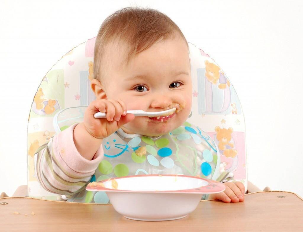 Liều lượng bột cung cấp cho bé cần đúng theo độ tuổi