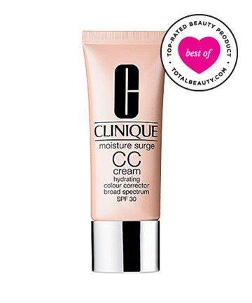 Best CC Cream No. 2: Clinique Moisture Surge CC Cream Hydrating Colour Corrector SPF 30, $37