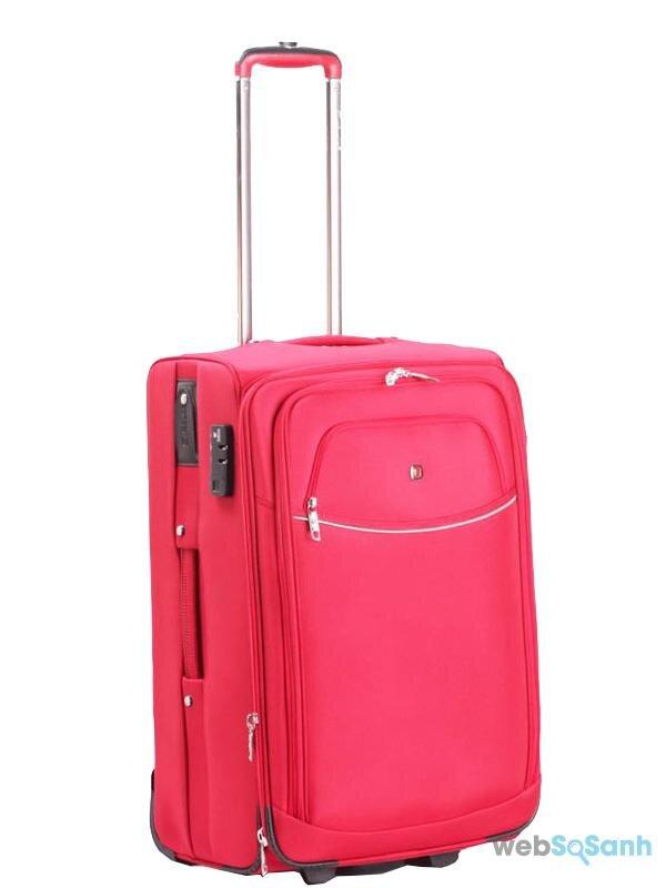 vali kéo vải