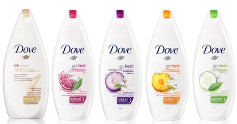 Sữa tắm Dove Go Fresh