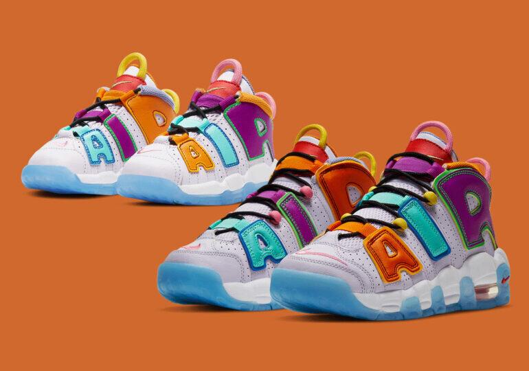 Giày Nike Air More Uptempo - Giá khoảng 170 USD tương đương khoảng 3.939.750 vnđ