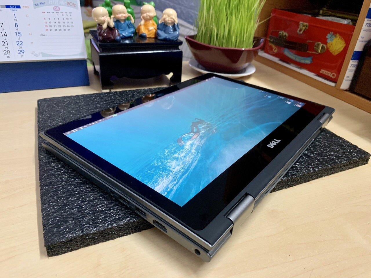 Thiết kế xoay 360 giúp laptop của bạn trở nên đa năng hơn