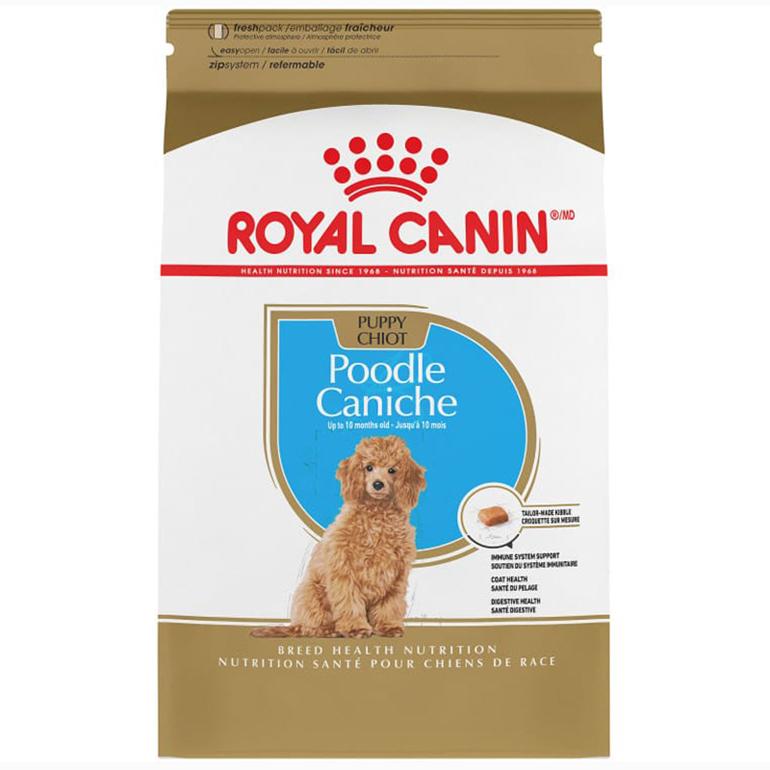 Thức ăn cho chó con Royal Canin Poodle Puppy 500g