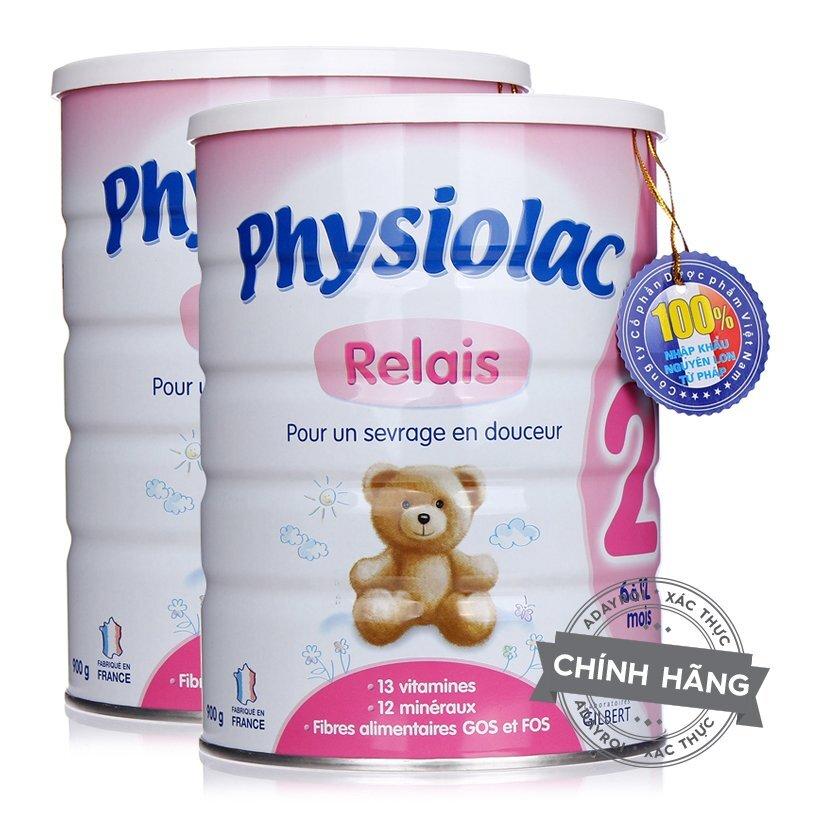 Sữa Physiolac cho bé