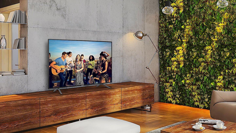 Có nên mua tivi Samsung 55 inch 4K 7100?