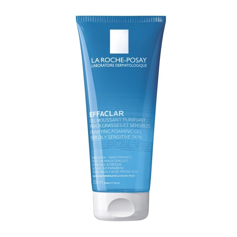 Sữa rửa mặt La Roche Posay Effaclar Purifying Foaming Gel
