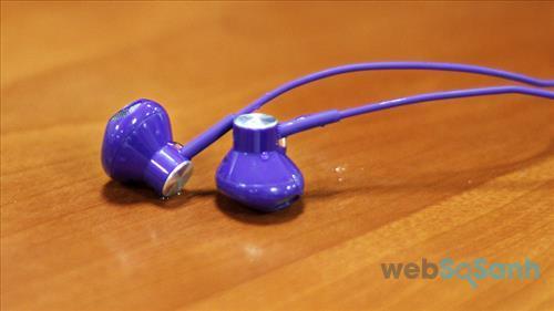 Mức độ chống nước của mỗi tai nghe là khác nhau