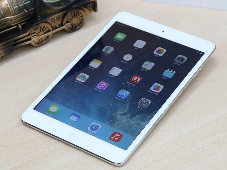 Thiết kế và hiệu ứng màn hình của iPad Air 2 vẫn đạt mức xuất sắc