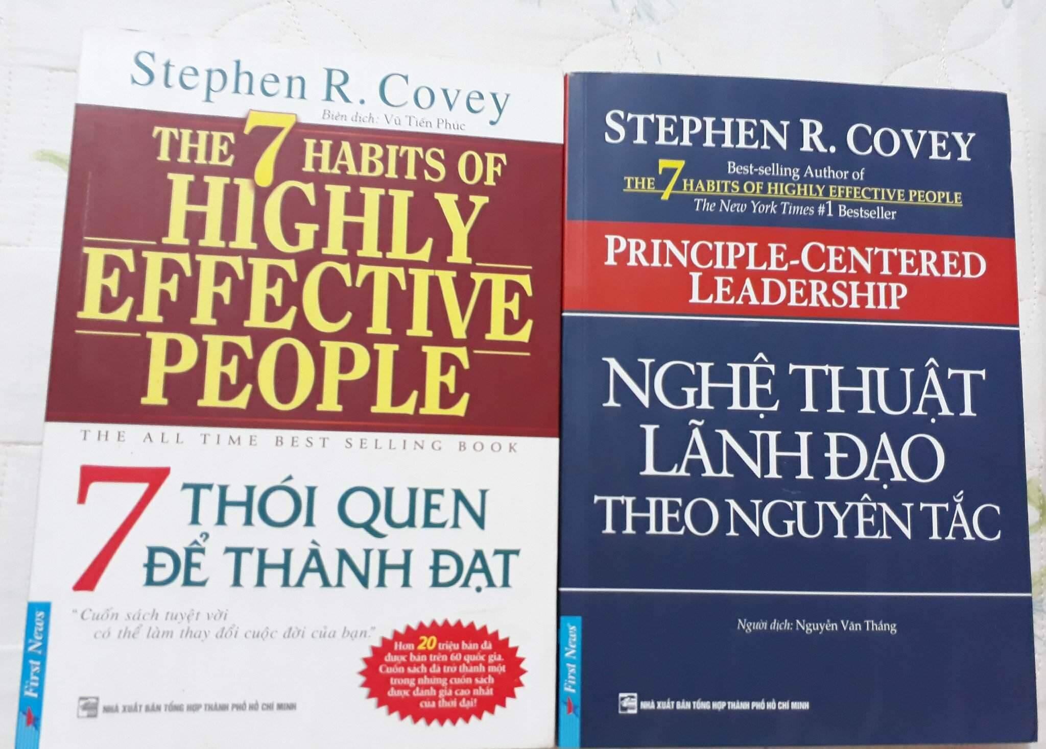 7 thói quen của người thành đạt