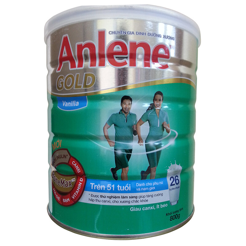 Sữa Anlene Gold
