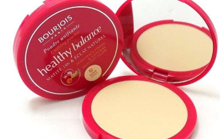 Cách sử dụng phấn phủ Bourjois Healthy Balance Unifying Powder Vanille 52 hiệu quả