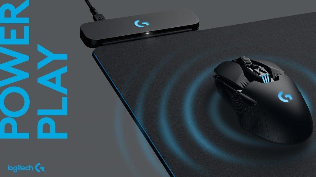 Chuột gaming không dây Logitech G730