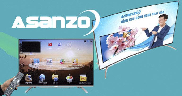 So sánh chất lượng tivi Asanzo và tivi TCL - Thương hiệu tivi nào đáng sắm nhất hiện nay