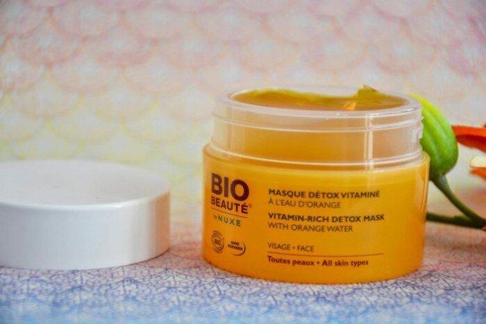 Mặt nạ thải độc Nuxe Bio Beauté Vitamin – Rich Detox Mask