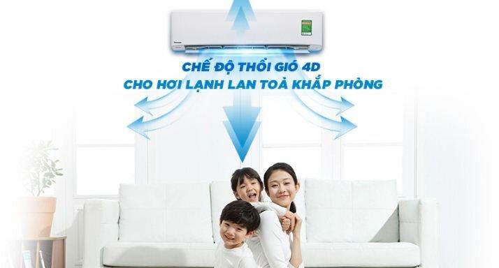 Điều hòaPanasonic Inverter 1 HP CU/CS-U9TKH-8 - Giá rẻ nhất: 8.800.000 vnđ