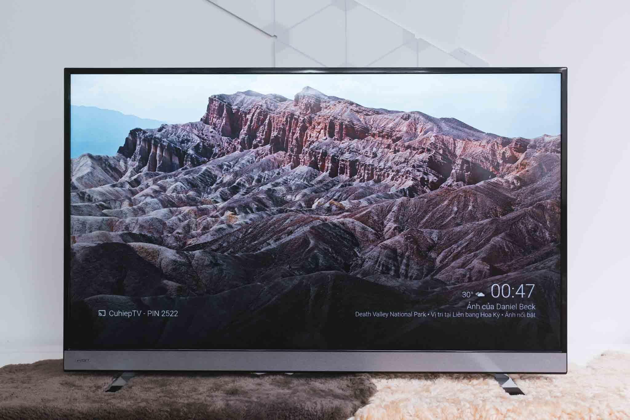 Tivi Toshiba đang là sự lựa chọn của đa số người tiêu dùng hiện nay