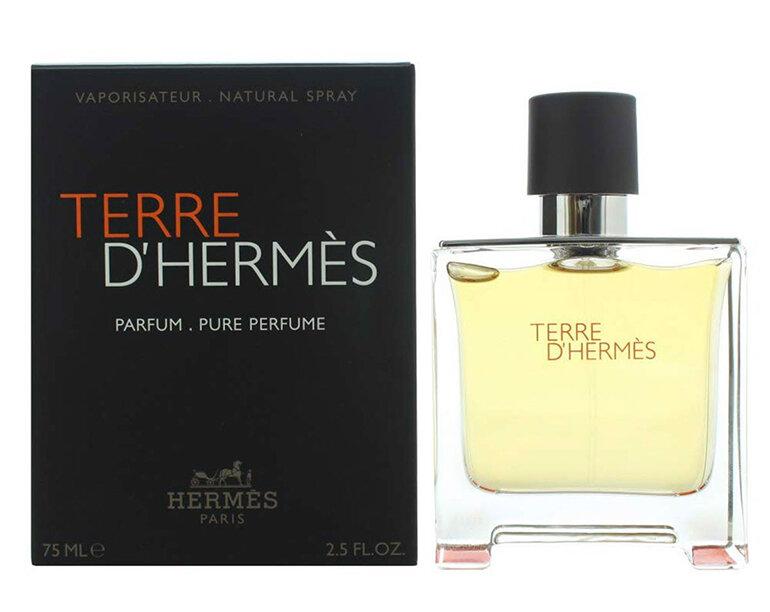 Nước hoa Hermes nam được ưa chuộng nhất chính là Terre D'Hermes