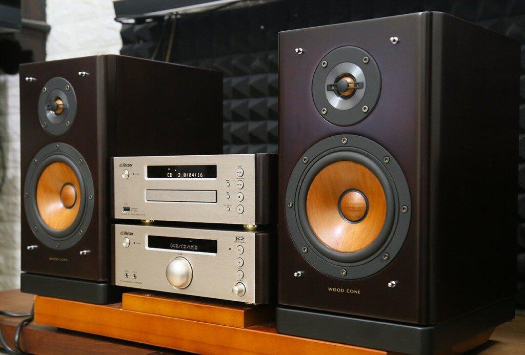 Trọn bộ dàn âm thanh mini Victor A250