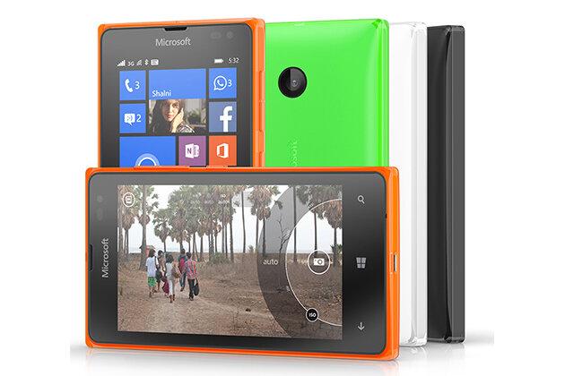 Lumia 532, một phiên bản 4 inch của Lumia 535