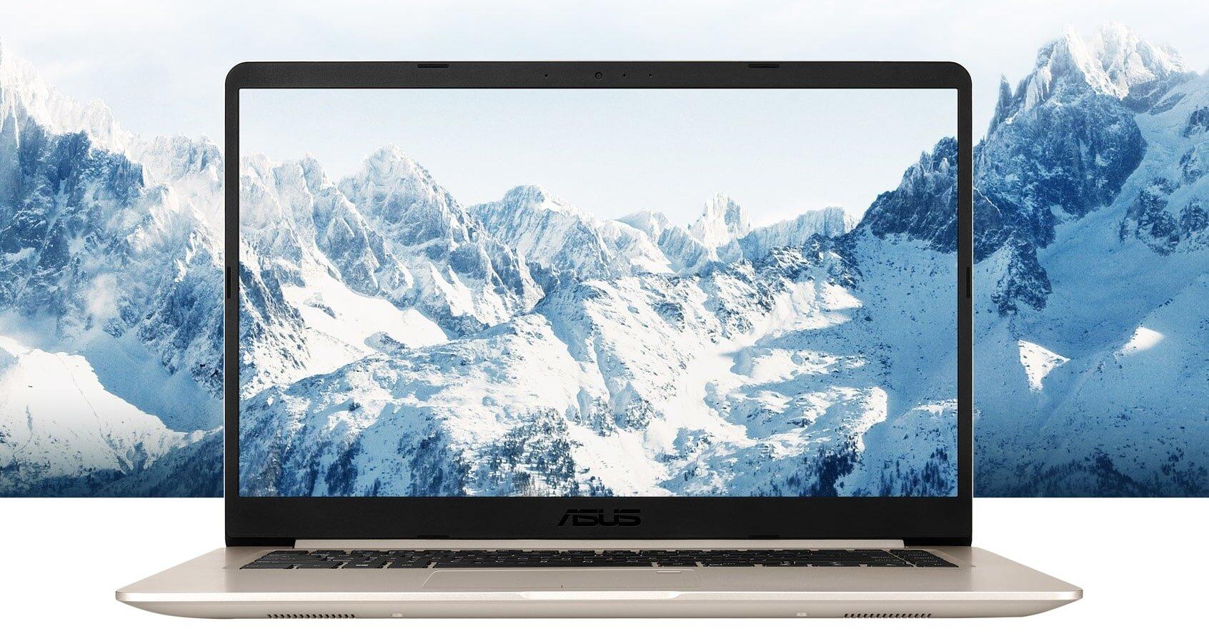 Màn hình hiển thị sắc nét của ASUS VivoBook F510UA