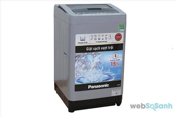 máy giặt 8kg giá 5 triệu Panasonic NA-F80VS9GRV