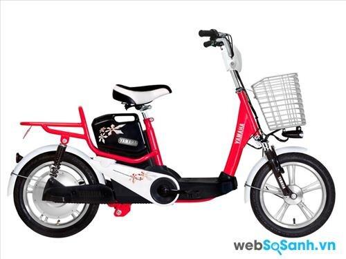 Xe đạp điện Yamaha Icats