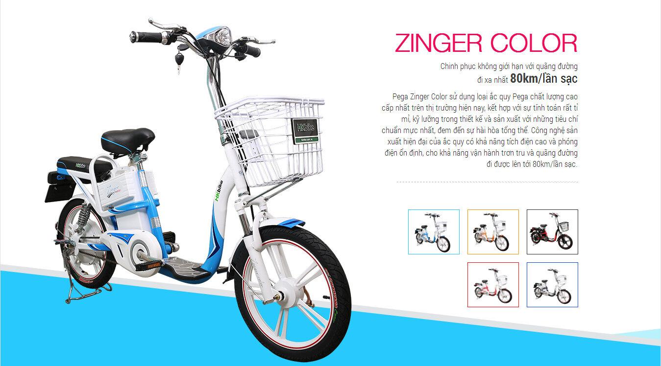 Xe đạp điện HKbike kiểu dáng đẹp
