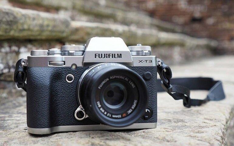 máy ảnh fujifilm x-t3