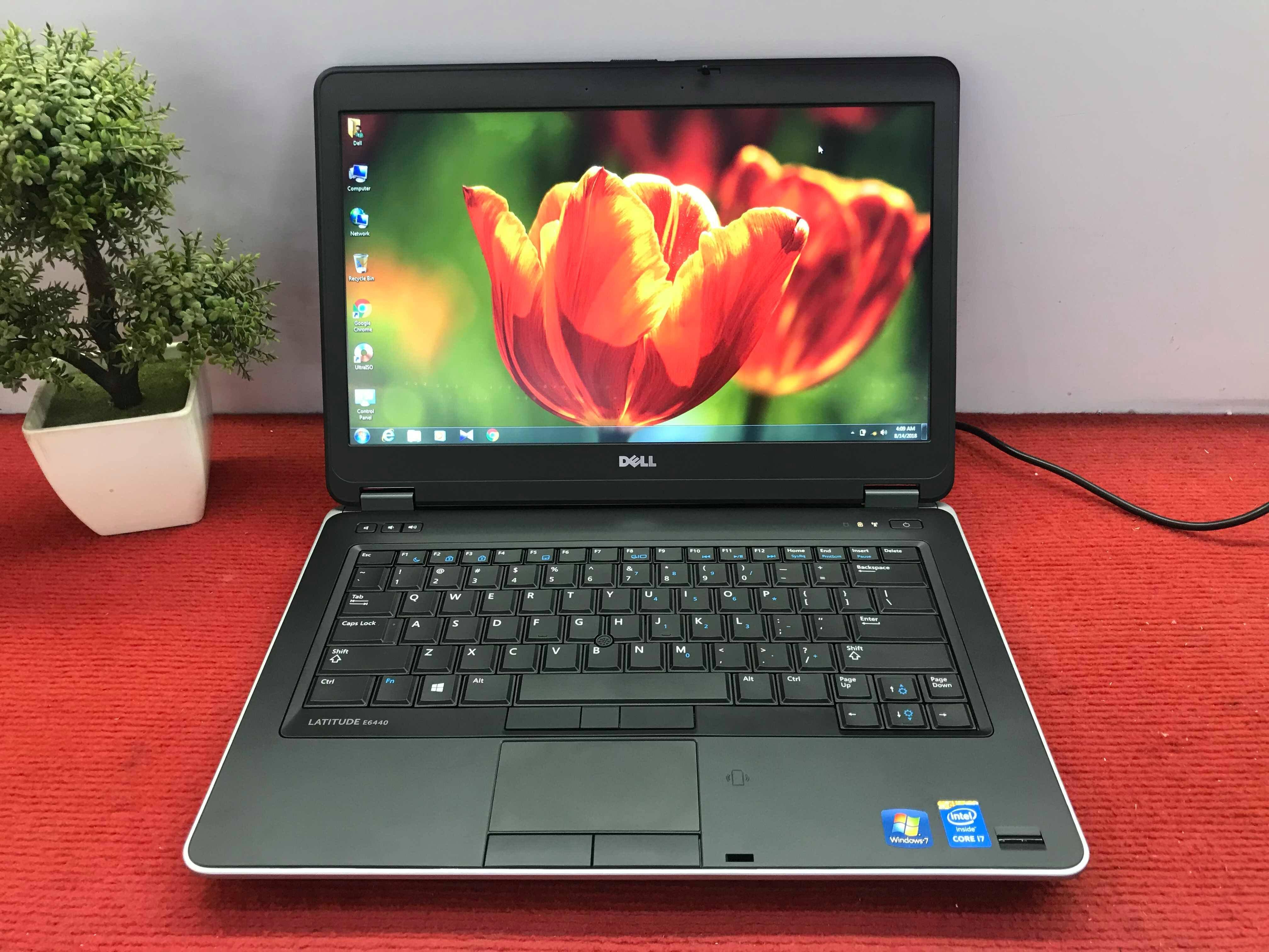 Dell Latitude E6440 xử lý công việc hiệu quả, chạy tác vụ mượt mà