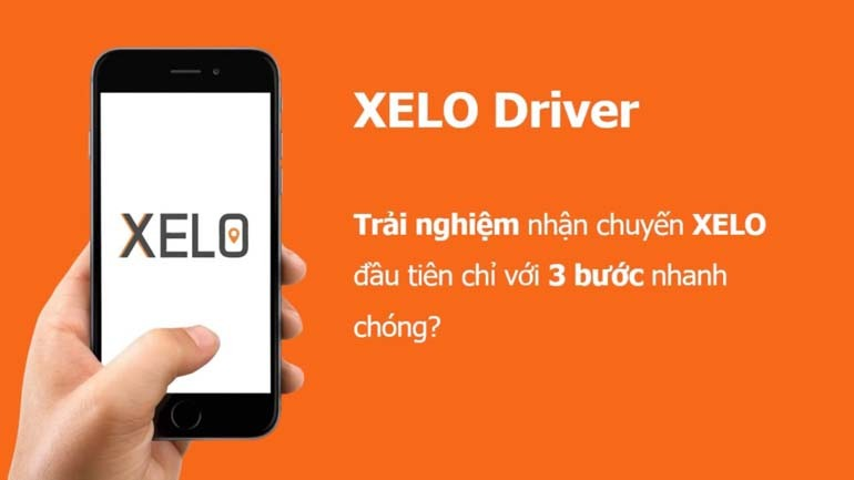ứng dụng đặt xe trực tuyến