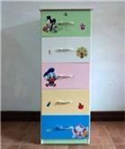 Tủ nhựa Đài Loan 5 tầng (cao)