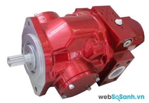 Các loại máy bơm nước: Máy bơm li tâm